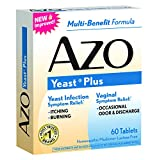 AZO Yeast Probiotic by Azo - 60 tablet