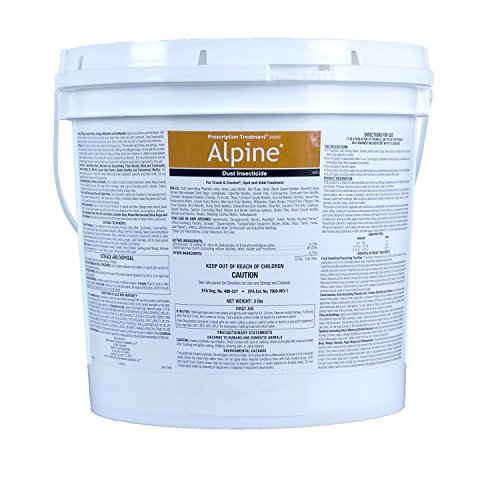 Alpine Dust 3lb Bed Bug Control Green Product