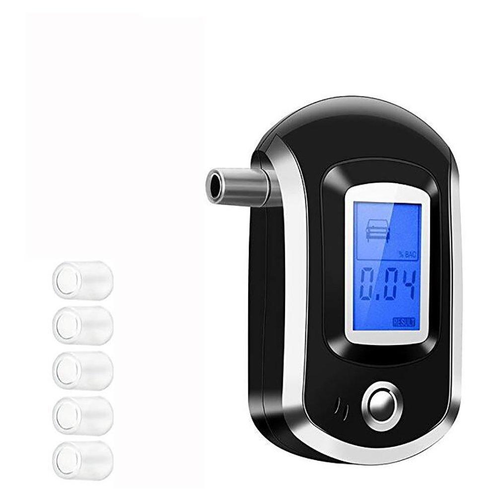 HSTV Testeur d\'alcool De Type Respiratoire AT6000 Test d\'alcool Portable