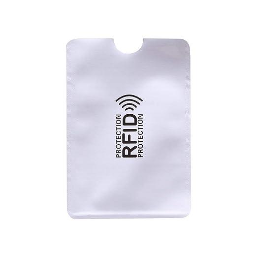 Fundas para tarjetas de crédito con bloqueo RFID de ...