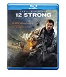 Cover Image for '12 Strong [Blu-ray + DVD + Digital]'