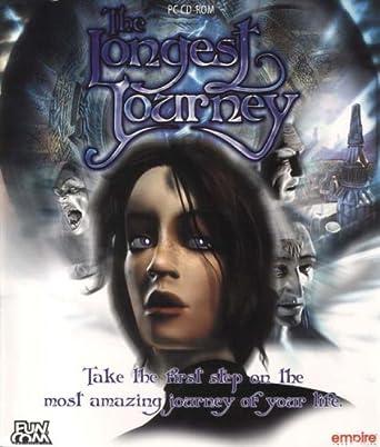 The Longest Journey: Amazon co uk: PC & Video Games