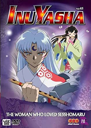 Amazon com: Inuyasha, Vol  45: The Woman Who Loved