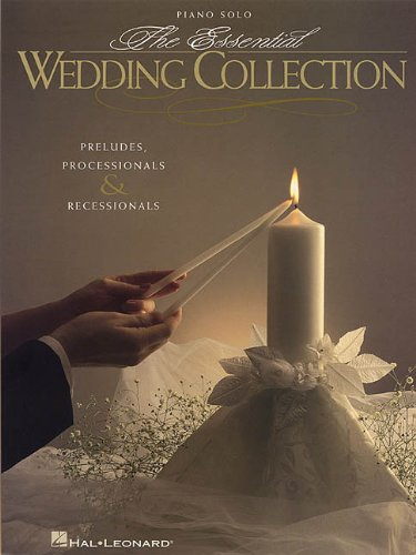 (The Essential Wedding Collection: Piano Solo)