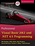 img - for Professional Visual Basic 2012 and .NET 4.5 Programming book / textbook / text book