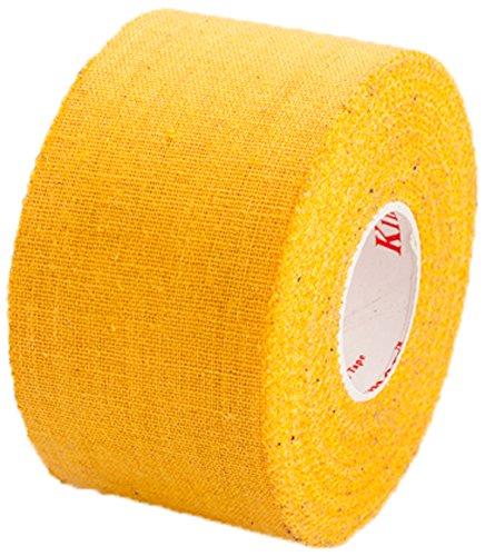 Mpowered Baseball Professional Baseball Bat Tape (32 Rolls), Yellow by M^POWERED BASEBALL