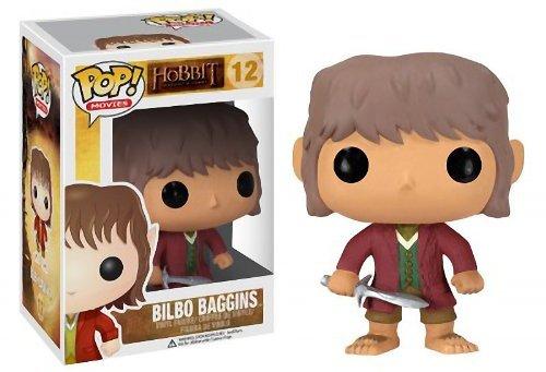 """Bilbo Baggins: ~3.5"""" Funko POP! Hobbit - An Unexpected Journey Vinyl Figure"""