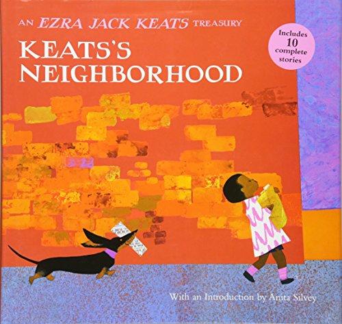 Books : Keats's Neighborhood: An Ezra Jack Keats Treasury