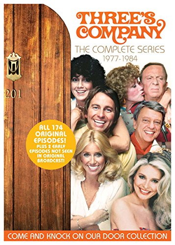 Threes Company  The Complete Series