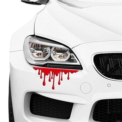Amazon Com Motivational Wall Sticker Quotes Blood Drip Sticker