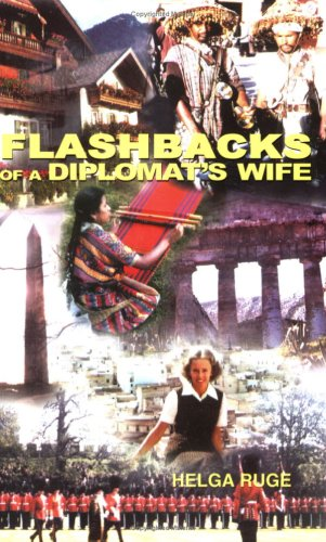 Download Flashbacks of a Diplomat's Wife PDF