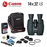 Canon 14×32 IS Image Stabilized Binocular Starters Bundle Review