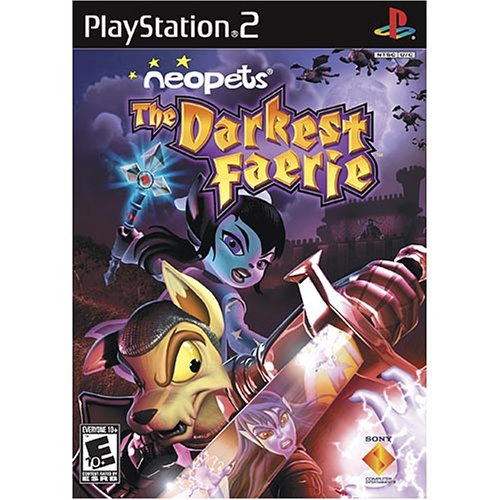 Neopets: The Darkest Faerie - PlayStation 2