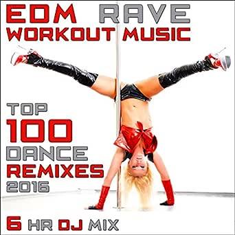 Running and Spinning (100bpm Rave Workout Music DJ Mix Edit) de ...