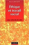 Éthique et travail social par Bouquet