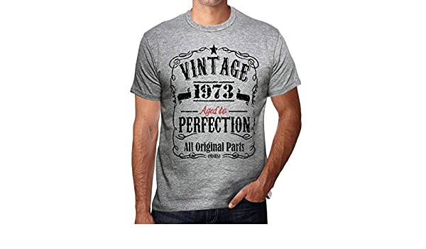 One in the City 1973 Vintage Aged to Perfection Hombre ...