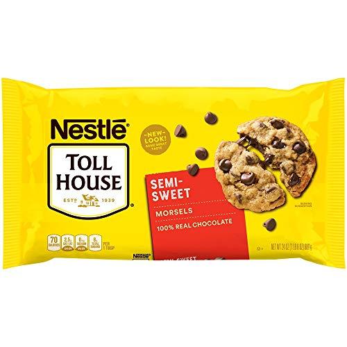 - Nestle Semi-Sweet Morsels, 24 oz