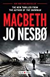 Book cover from Macbeth by Jo Nesbo