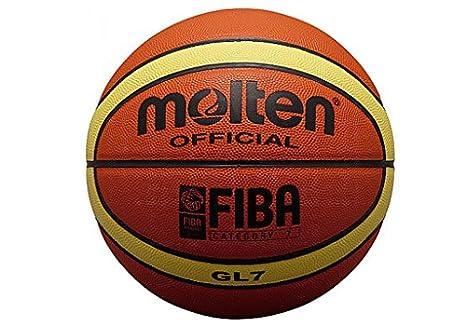 MOLTEN Balón Baloncesto BGL7: Amazon.es: Deportes y aire libre