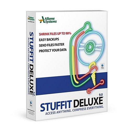 Allume StuffIt Deluxe 9.0 (Mac)