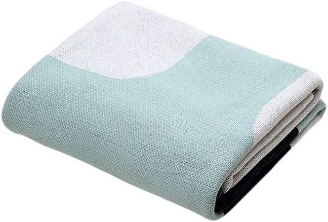 AQIALE Mantas de Verano, Mantas Tejidas, Mantas de algodón, Mantas de sofá, Mantas Finas, Mantas de mantón, Mantas de Cama, Mantas Suaves (Size : 150 * 200cm): Amazon.es: Hogar