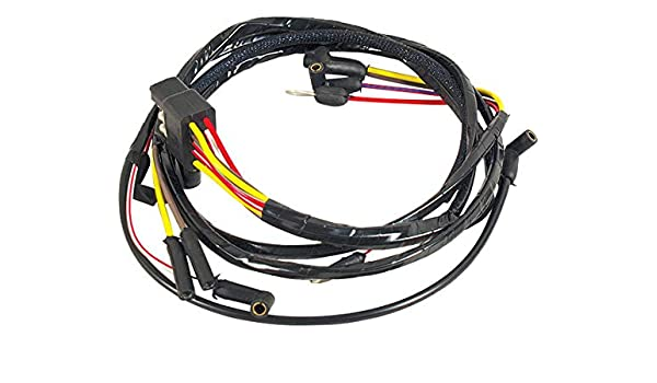 amazon com: 1966 ford mustang gauge feed wire - 200 6 cylinder: automotive