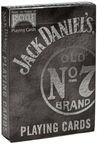 Jack Daniels Playing Cards (Pictures may vary)