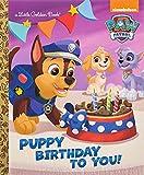Puppy Birthday to