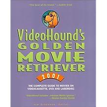 Video Hounds Golden Movie Retriever