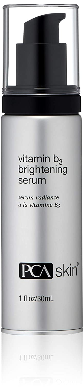 PCA SKIN Vitamin B3 Brightening Serum, 6% Niacinamide Nighttime Antioxidant, 1 fluid ounce
