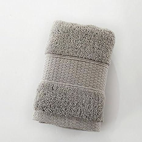 FYios Toallas de algodón de uso múltiple Microfibra de secado rápido Toallas de gimnasia de viaje (toalla de 2 piezas: Amazon.es: Hogar