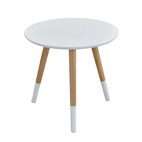 Round Wooden Table: Amazon.co.uk