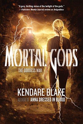 Mortal Gods (The Goddess War) (Roman Goddess Of War)