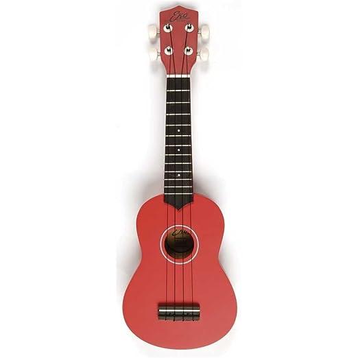 23 opinioni per Eko Ukulele Soprano red con borsa + corde+accordatore+prontuario