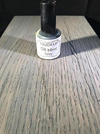 Kit de reparación de arañazos en el suelo: retoques de aceite de manchas de 10 ml para madera y eliminación de arañazos en el suelo, fácil de usar, aceite de manchas de