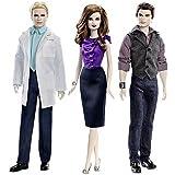 Twilight Breaking Dawn Part 2 Barbie Dolls Case by Mattel