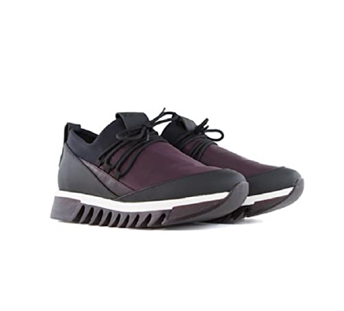 ALEXANDER SMITH Scarpe London Donna b30032 Nero Bordeaux ...