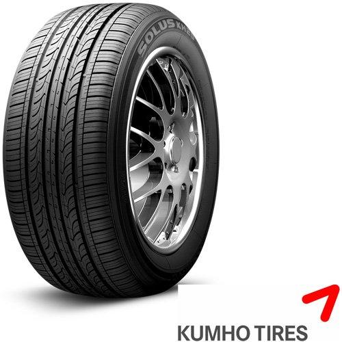 Kumho Solus KH25 Touring Radial Tire - 225/55R17 95V