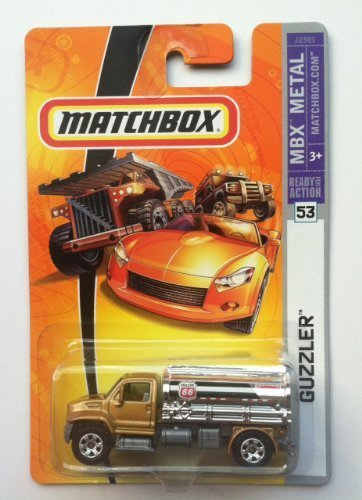 Matchbox 1 64 Scale Mbx Metal  53 Phillips 66 Guzzler