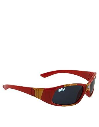 Marvel Avengers Iron Man, Style lunettes de soleil pour enfant 2 ans et 10  ans 2d8caca7d91e