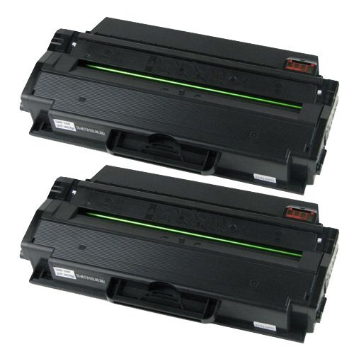 SuppliesOutlet Samsung MLT-D115L Compatible Toner Cartridge 2 Pack