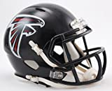 Atlanta Falcons Riddell Revolution Speed Mini Football Helmet