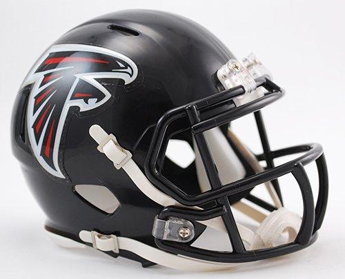 Atlanta Falcons Riddell Revolution Speed Mini Football Helmet