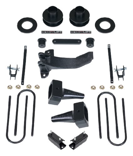 "Readylift 69-2511TP 2.5"" Front/3.0"" Rear Stage 3 SST Lift Kit for Ford F250 Super Duty 2011-Up"