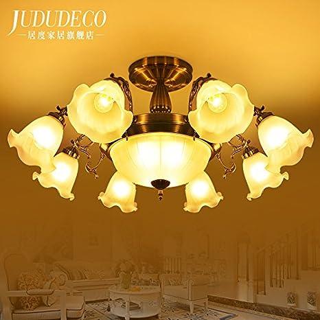 xmz lámpara techo colgante Luz Luces para pasillo ...