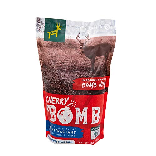 REDMOND HUNT Cherry Bomb - Long Range Deer Attractant (6lb Bag) (Apple Trophy)
