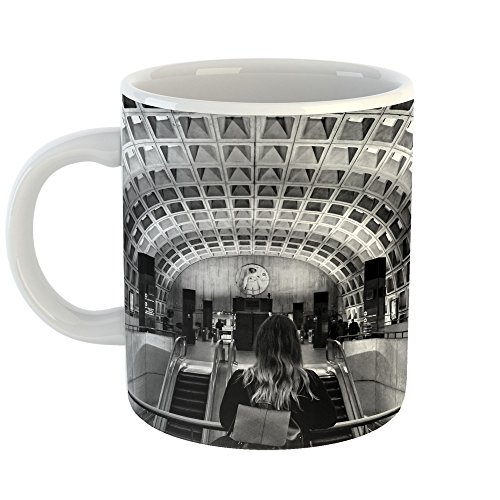 Westlake Art - Metro Lenfant - 11oz Coffee Cup Mug - Modern Picture Photography Artwork Home Office Birthday Gift - 11 Ounce (0334-8C476)