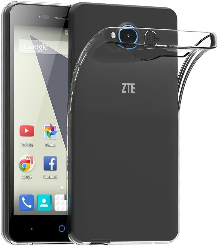 AICEK Funda ZTE Blade L3, ZTE Blade L3 Funda Transparente Gel Silicona ZTE Blade L3 Premium Carcasa para ZTE Blade L3: Amazon.es: Electrónica