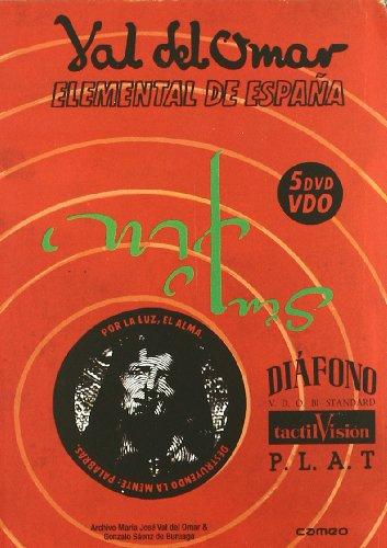 Pack Val Del Omar: Elemental De España [DVD]: Amazon.es: José Val del Omar, José Val Del Omar, José Val del Omar: Cine y Series TV
