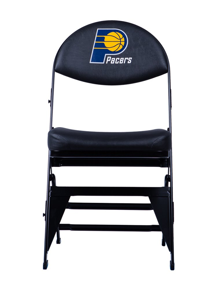 Spec Seats Official NBA Licensed X-Frame Courtside Seat Indiana Pacers by Spec Seats